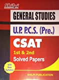 UP PCS PRE AND CSAT GENERAL STUDIES SOLVED PAPERS ( 1994 TO 2017)