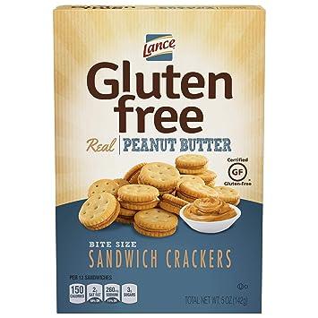 Lance Gluten Free Sandwich Crackers: Amazon.com: Grocery ...