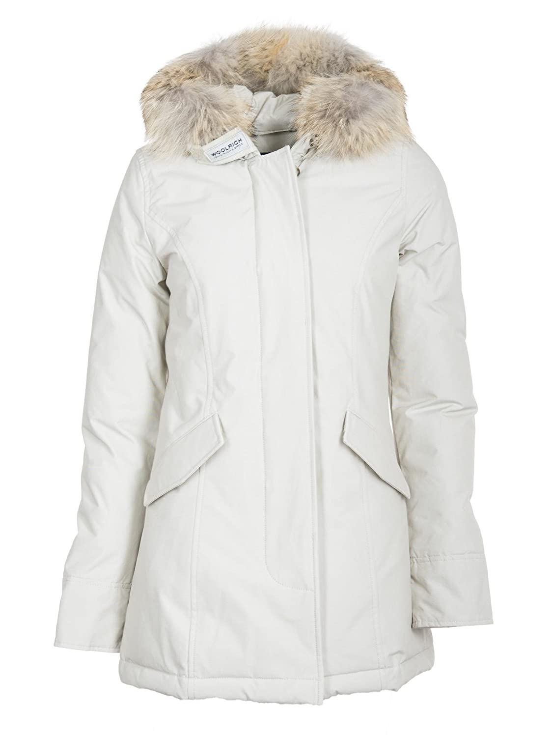 Woolrich - Chaqueta - para Mujer White Igloo X-Small: Amazon ...