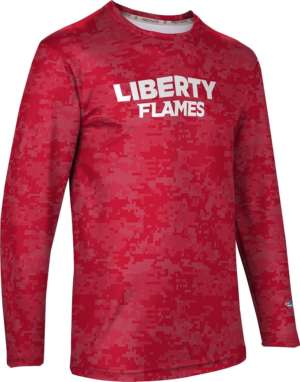 Digi Camo ProSphere Liberty University Mens Long Sleeve Tee