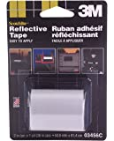 3M Scotchlite Reflective Tape, Silver, 2-Inch by 36-Inch, 4 ROLL