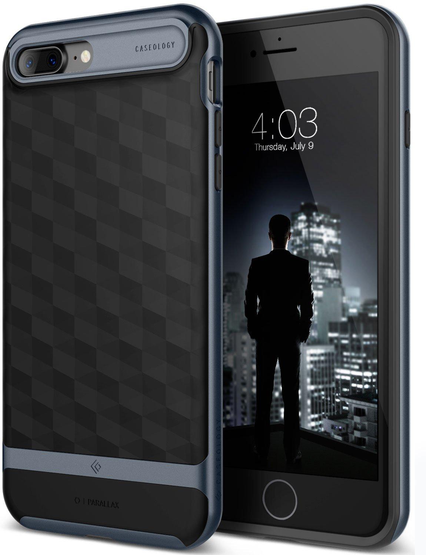 iPhone 7 Plus Case,Caseology Parallax Series Modern Slim Geometric Design