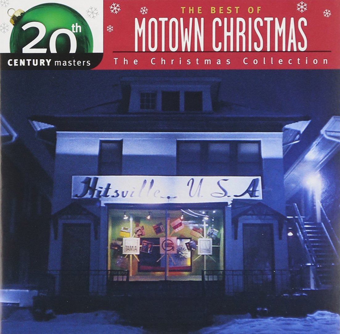 Various Artists - The Best of Motown Christmas - 20th Century ...