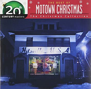 Motown Christmas Music.The Best Of Motown Christmas 20th Century Masters