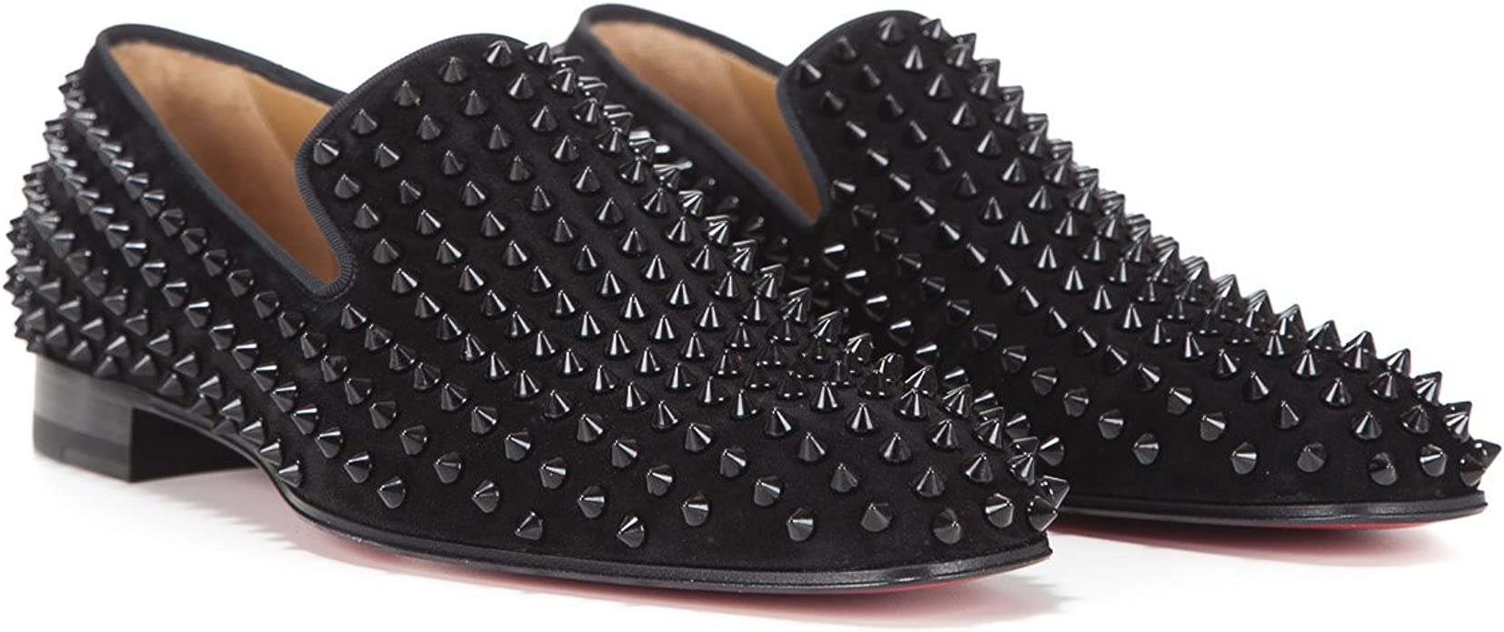 Christian Louboutin, Mocassini Uomo Nero Nero IT Marke