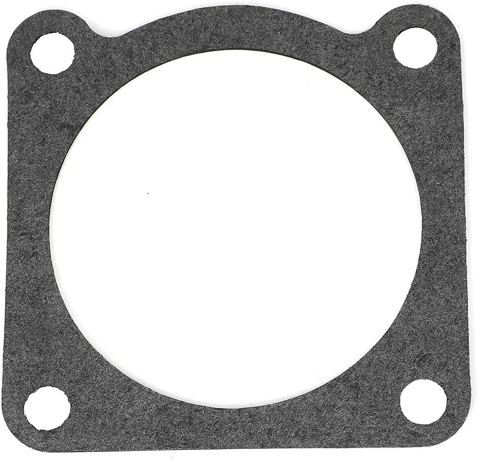 ANGLEWIDE NEW Throttle body Spacer with high performance fit for 2007 2008 2009 2010 2011 for Jeep Wrangler 3.8L