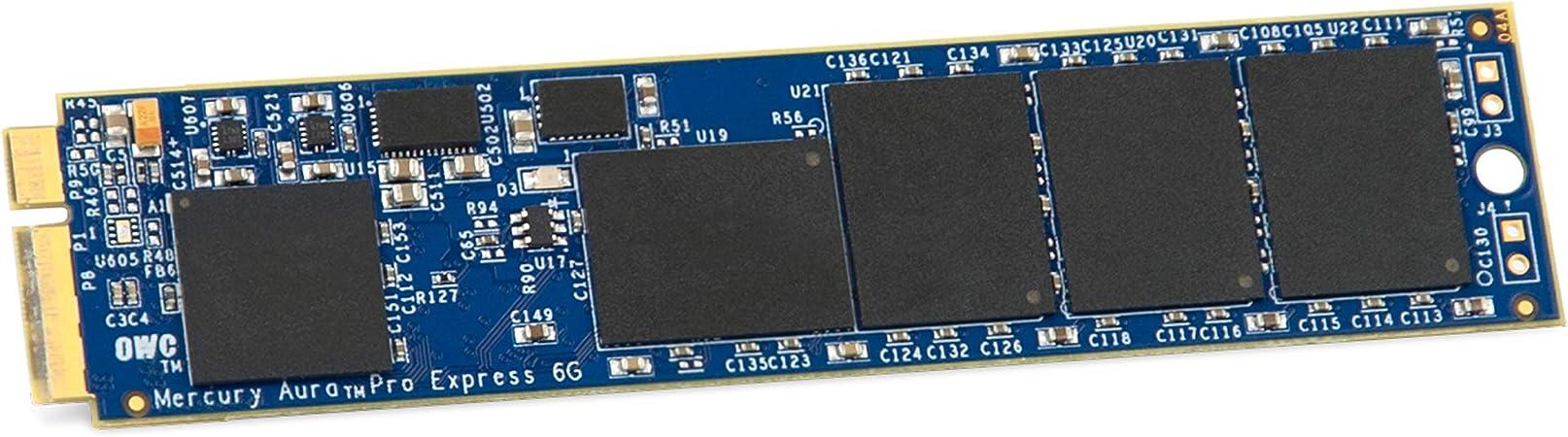 OWC Aura Pro 6G Unidad de Estado sólido 240 GB Serial ATA III MLC ...