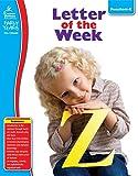 Letter of the Week, Grades Preschool - K (Early Years)