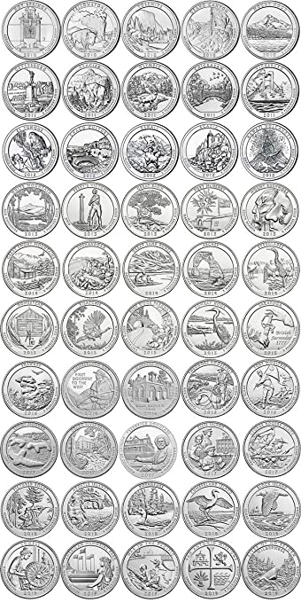 2018 D PICTURED ROCKS QUARTER  **FREE SHIPPING**