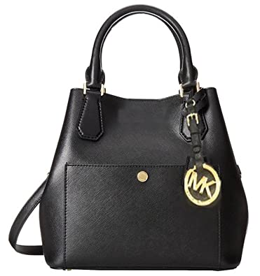 a2083e33cb MICHAEL Michael Kors Greenwich Saffiano Leather Medium Grab Bag ...
