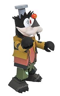 Diamond Select Toys Kingdom Hearts: Halloween Town Goofy Vinimate Vinyl Figure