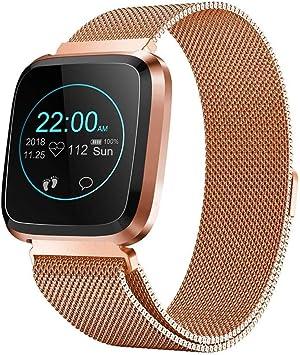 Reloj Inteligente, IP68 A Prueba De Agua Smartwatches, Monitor De ...