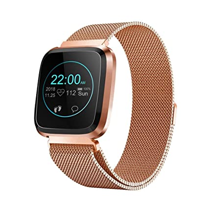 Amazon.com: kup Bluetooth Smart Watch, Fitness Tracker mit ...