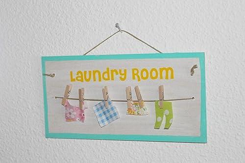 Cartel para el lavadero o para la cocina.: Amazon.es: Handmade