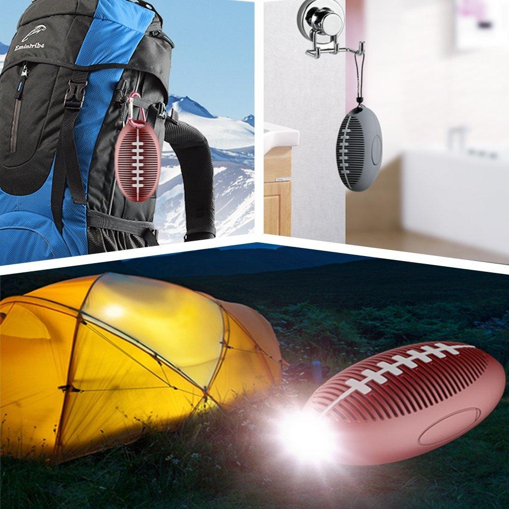 GACIRON Portable Outdoor Bluetooth Speaker