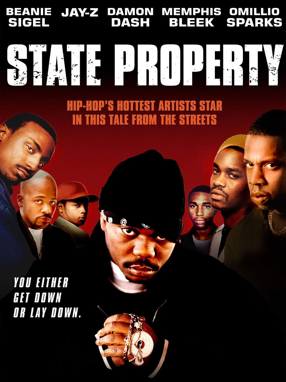 State Property on Amazon Prime Video UK