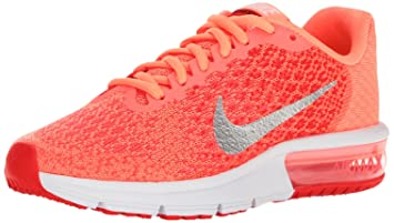 nike air max sequent 2 silver damen