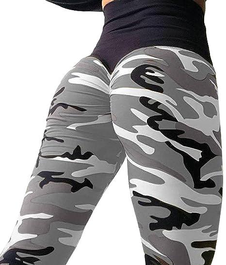 4db72720091417 Amazon.com: Kaufen buy Kaufen Women's High Waist Printed Ruched Butt  Lifting Sport Leggings Stretchy Tummy Control Yoga Pants: Clothing