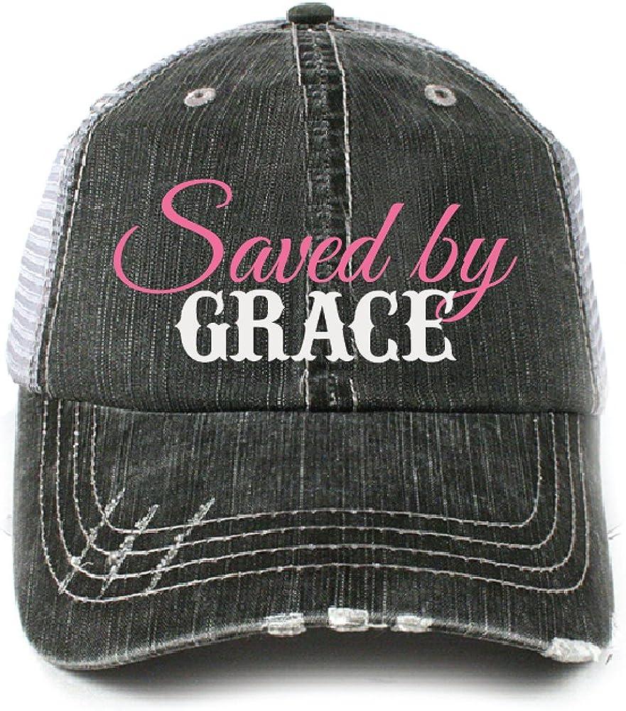 Katydid Saved By Grace...