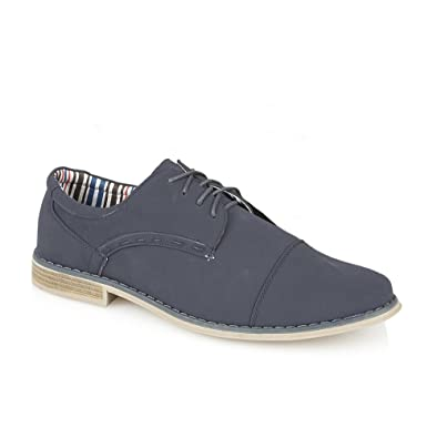 aa8eda4f8a Private Brand Men's Armando Lace up shoes casual and party wear for boys:  Amazon.co.uk: Shoes & Bags