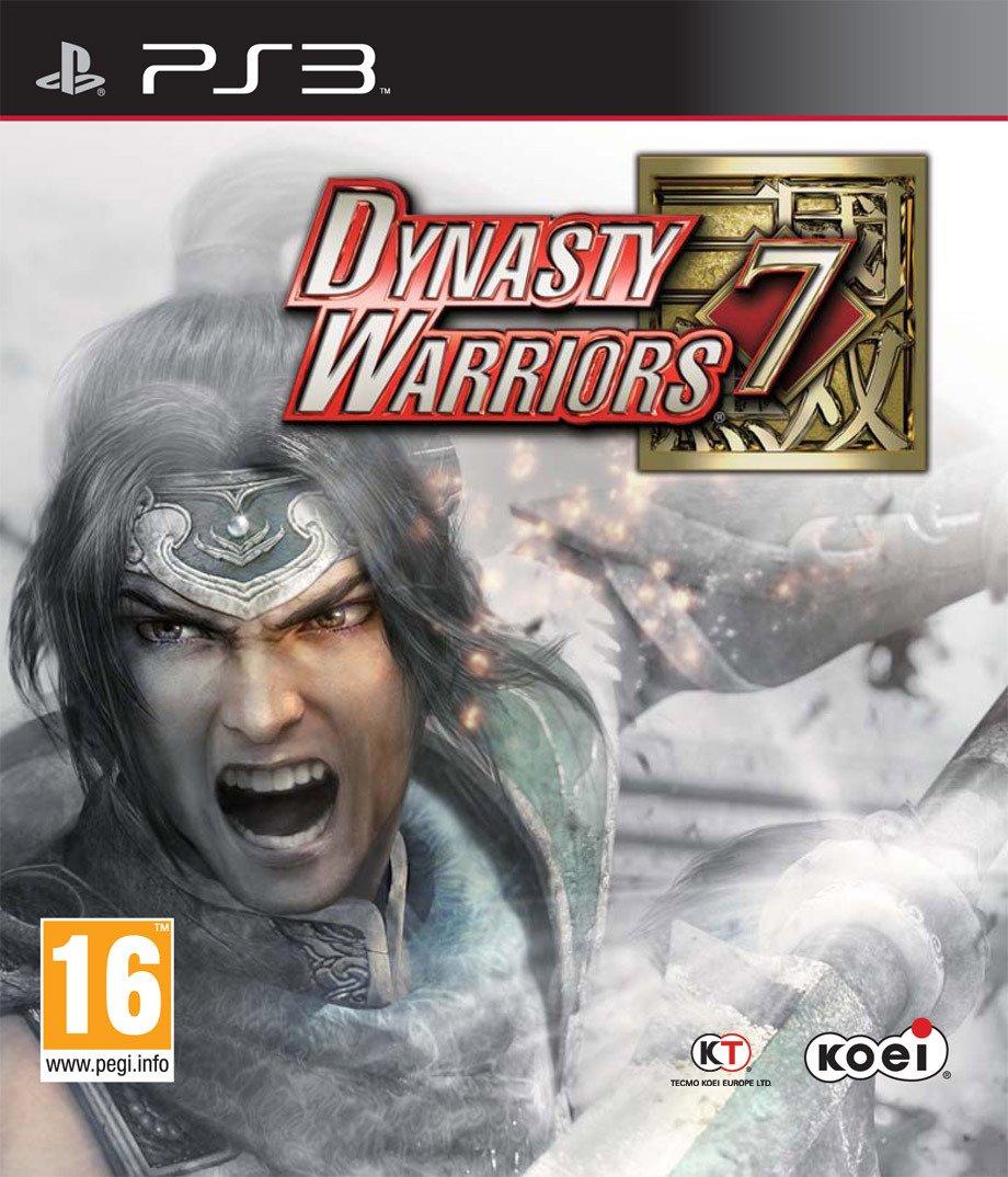 Dynasty Warriors 7 (PS3) (輸入版)B004A912TA