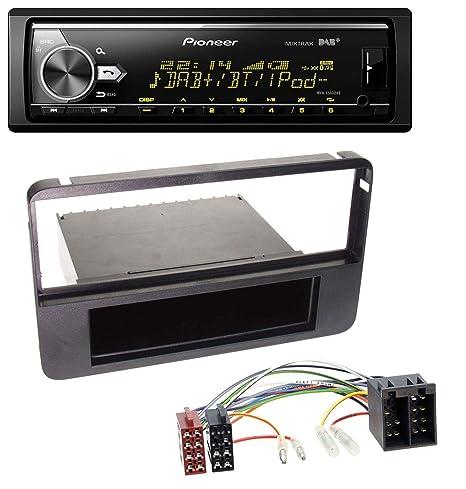 Pioneer x580dab Bluetooth USB DAB MP3 Radio de coche para Alfa Romeo 159 Brera Spider (