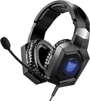 Auriculares para videojuegos Onikuma, K8, Xbox One, estéreo, 3,5 ...
