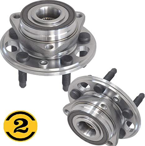 AF512327 x 1 Rear Wheel Bearing Hub Assembly Single