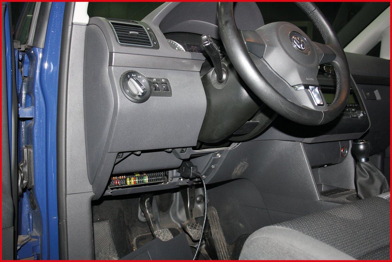 OBD sistema Eletrical suspenso arquero KS Tools 550.1705