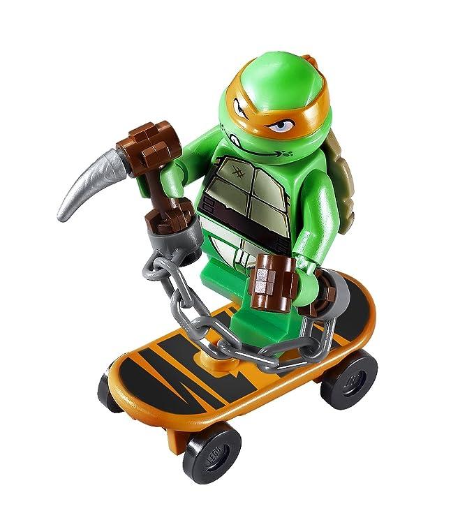 Amazon.com: LEGO Teenage Mutant Ninja Turtles – La Calle ...