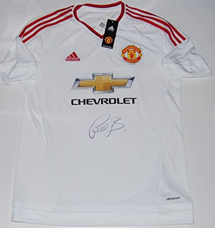 0f1ec8473 Signed Bastian Schweinsteiger Jersey - WORLD CUP  WHITE  W COA - Autographed  Soccer Jerseys at Amazon s Sports Collectibles Store