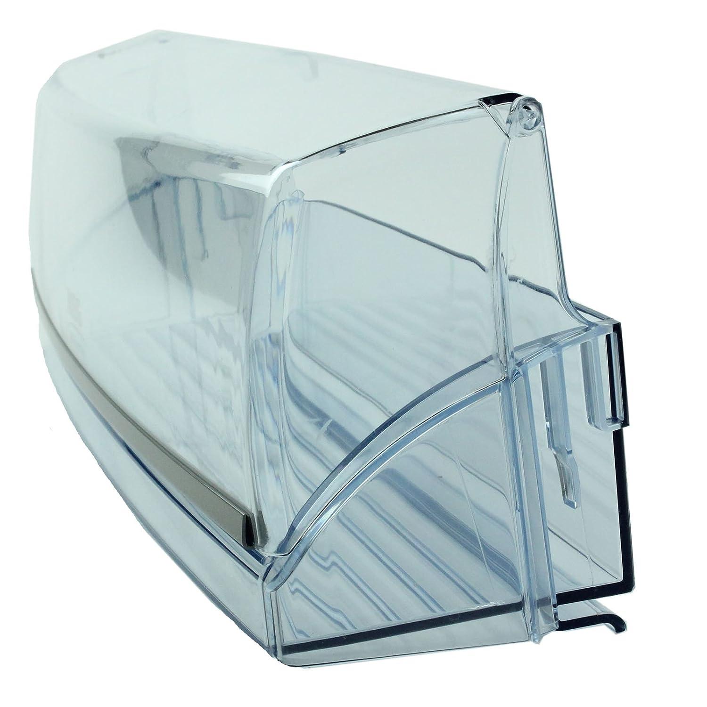 AEG Fridge Freezer Door Dairy Shelf & Lid Butter Balcony