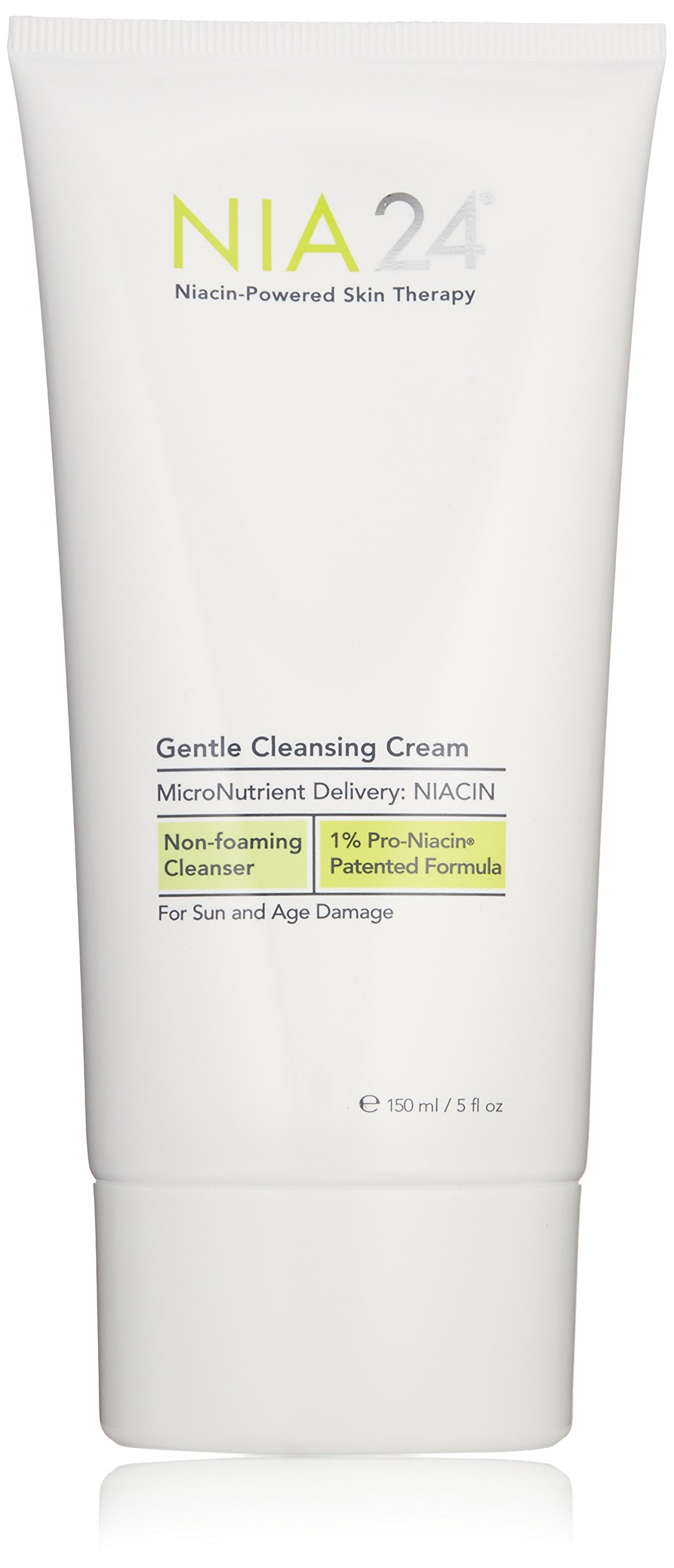Nia 24 Gentle Cleansing Cream, 5 fl. oz.
