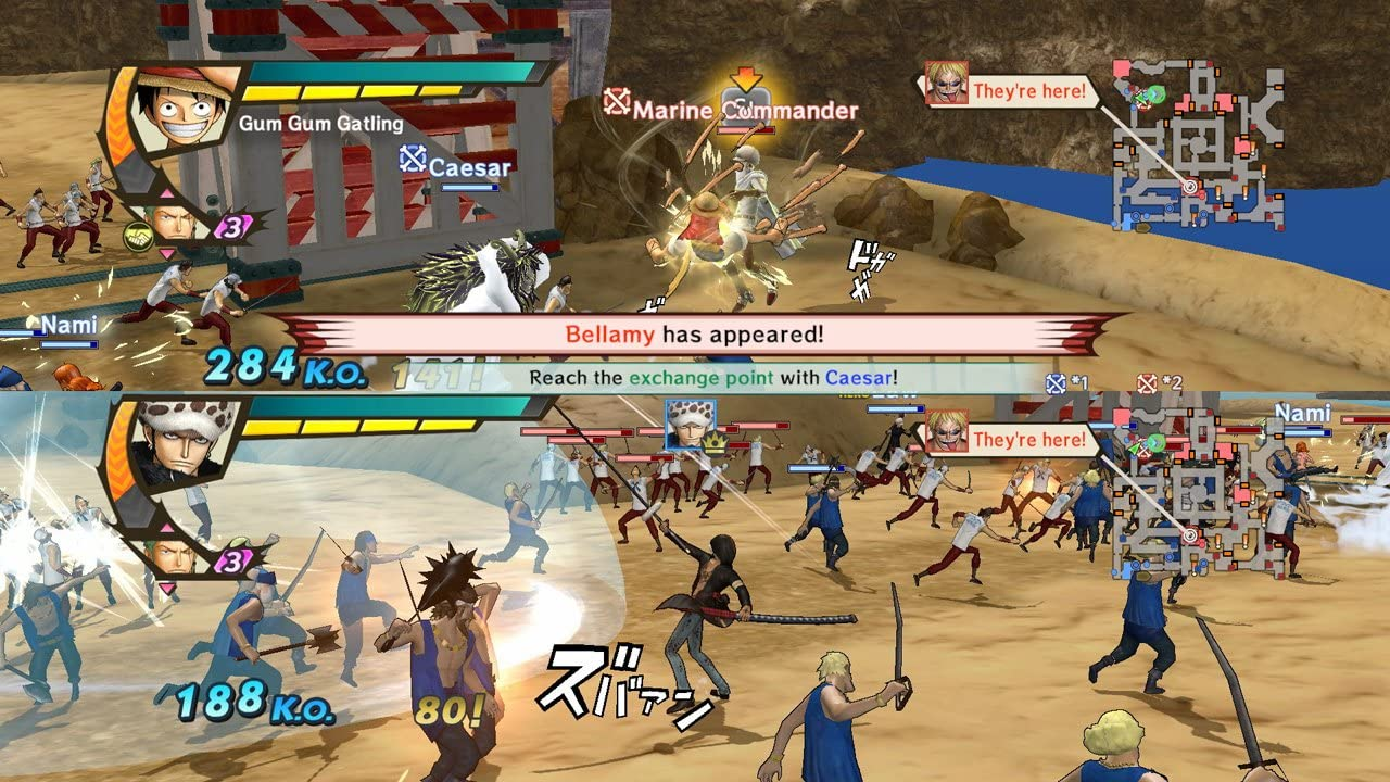 Amazon.com: One Piece Pirate Warriors 3 Deluxe Edition ...