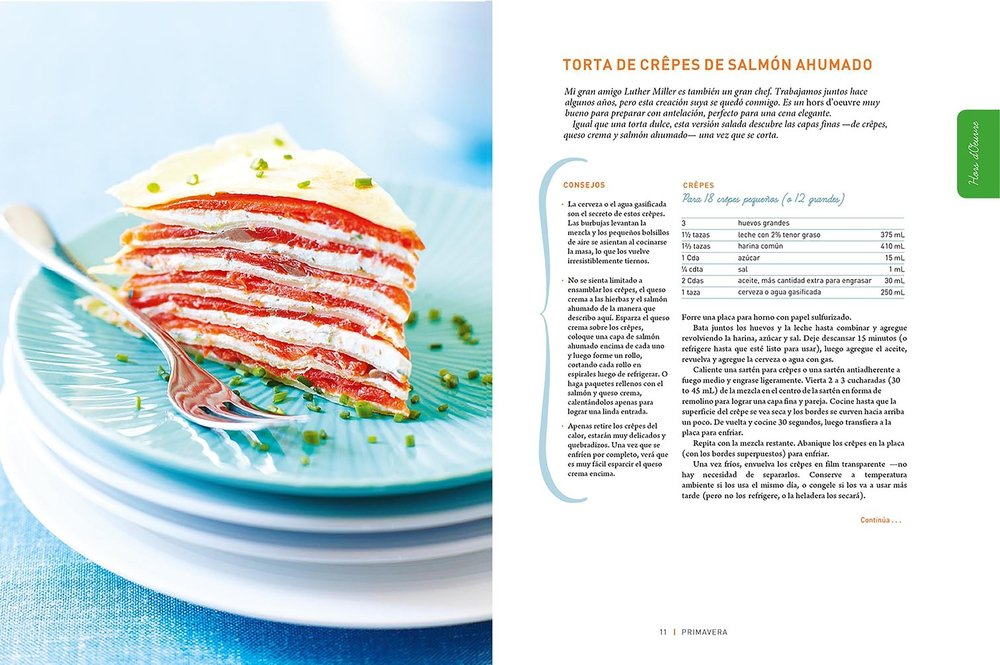 Fresco: 150 recetas inspiradas en las estaciones (Spanish Edition): Anna Olson: 9789874095060: Amazon.com: Books