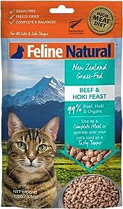 Feline Natural Grain-Free Freeze Dried Cat Food