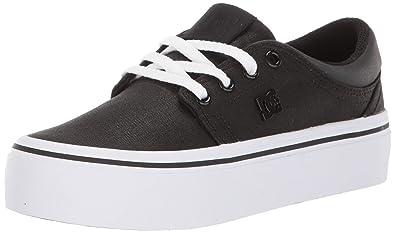 83e9fcc500 Amazon.com | DC Shoes Womens Shoes Trase Platform Tx Se Shoes for ...