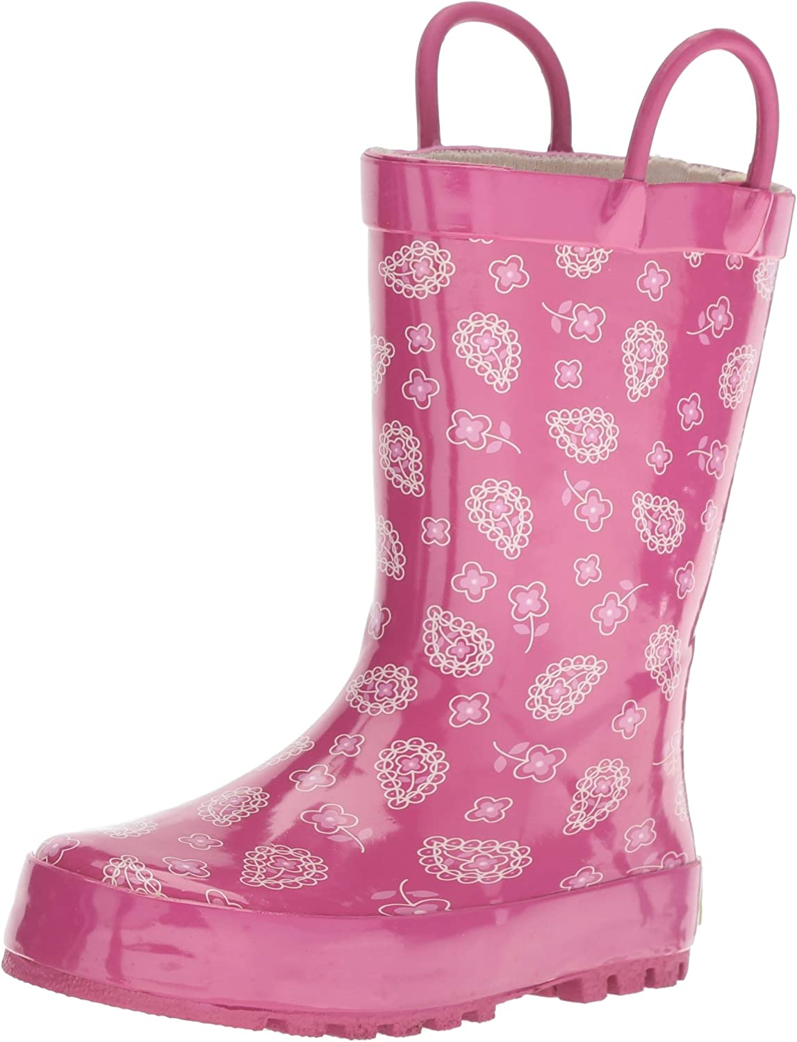 Western Chief Kids Waterproof Printed Rain Boot