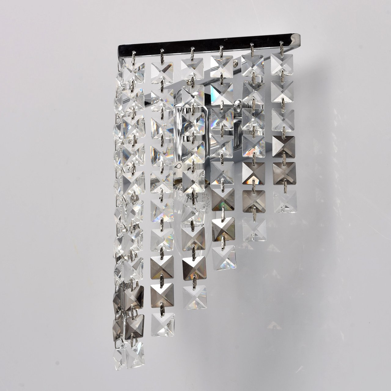 Applique moderno gocce cristalli in stile barocco contemporaneo 1 ...