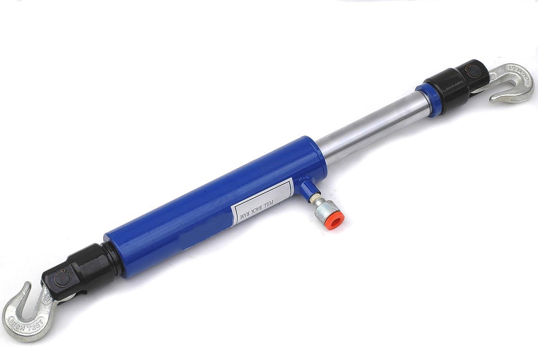 Pro-Lift-Montagetechnik 10t Zugzylinder, Hydraulikzylinder mit Kettenhaken, ZHZ, J, 00050