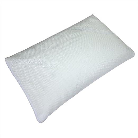 Almohada ortopédica Salosan Purotex almohada de viaje o para ...