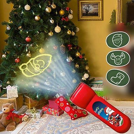 per Linternas de Proyección de Dibujos para Navidad Iluminaciónes ...