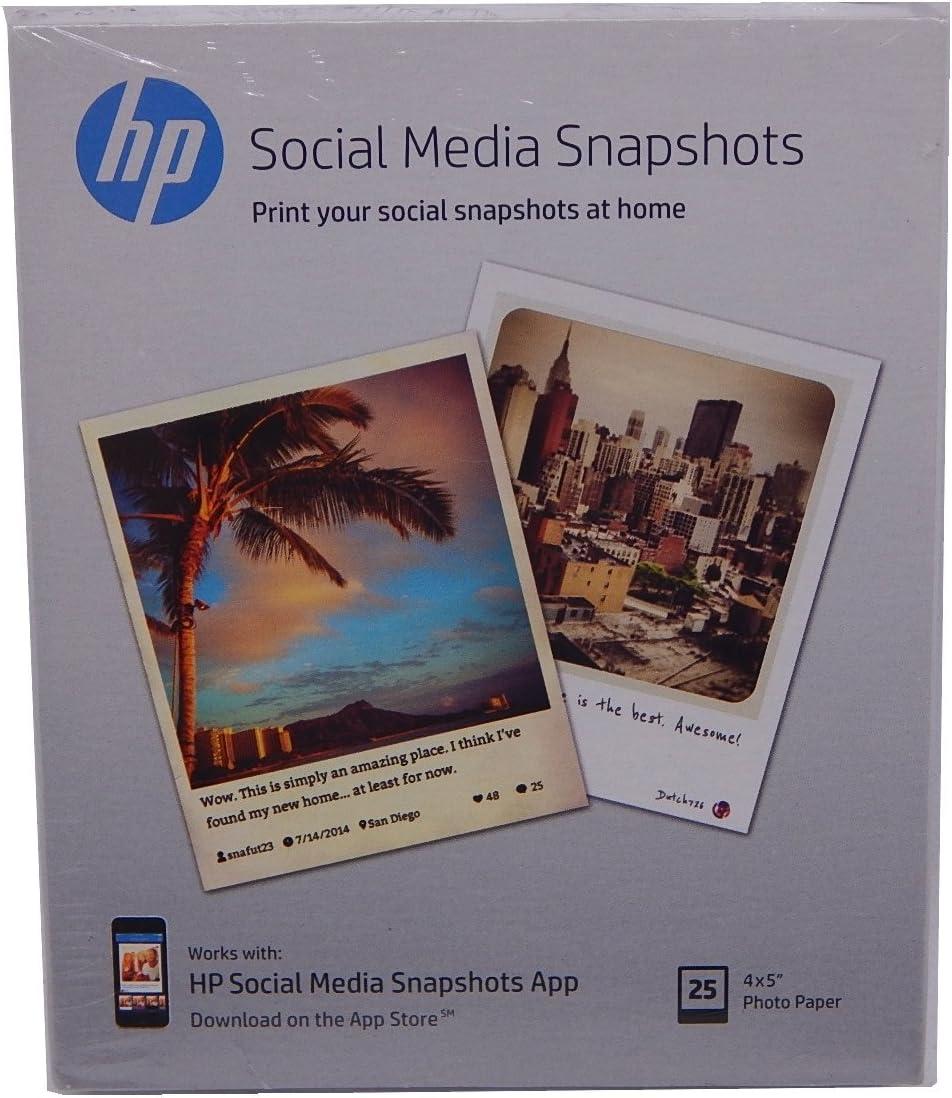 Amazon Com Social Media Snapshots Office Products