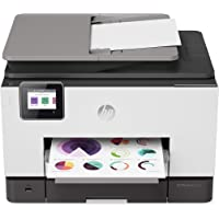 HP OfficeJet Pro 9025 All-in-One Wireless Printer, with Smart Tasks & Advanced Scan Solutions for Smart Office Productivity, Never Run Out of Ink with HP Instant Ink (1MR66A)