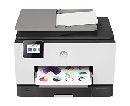 HP OfficeJet Pro 9025 All-in-One Wireless Printer, with Smart Tasks &  Advanced Scan Solutions for Smart Office Productivity, Never Run Out of Ink  with