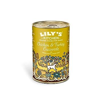 lilys kitchen adult chicken turkey casserole complete wet dog food 6 - Lilys Kitchen