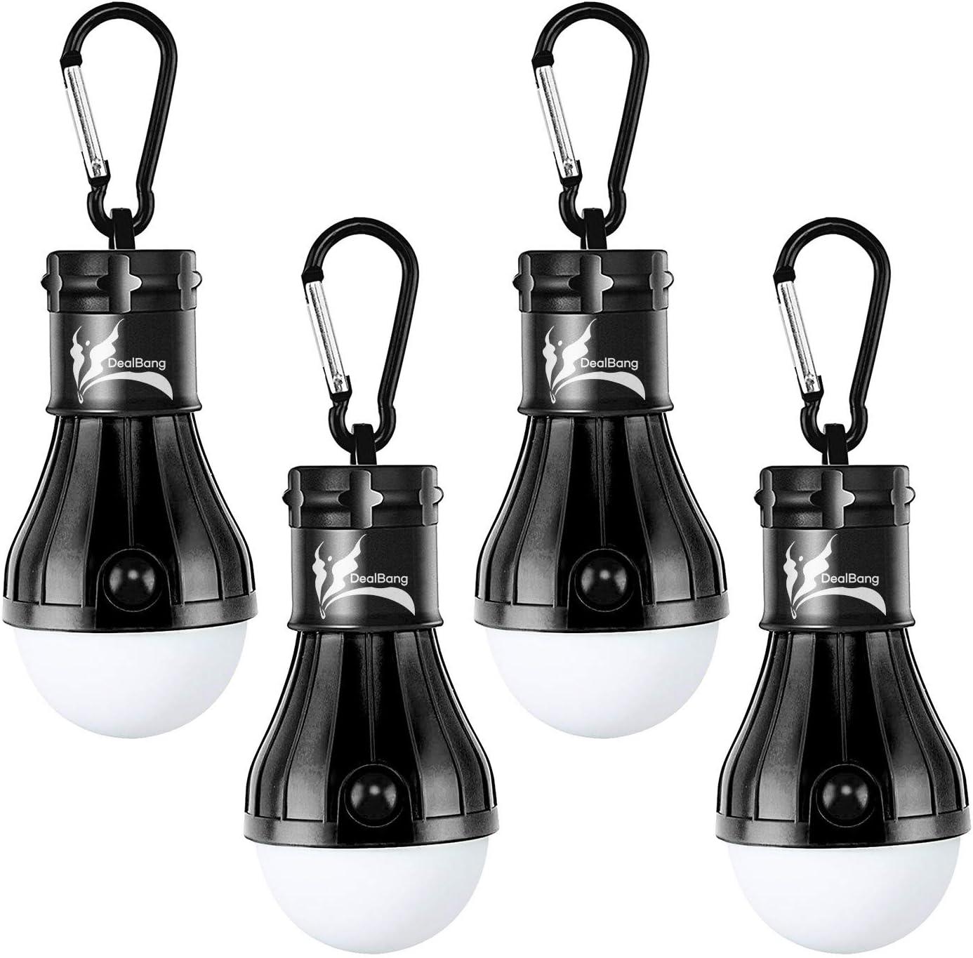 Portable LED Lamp DC 12V Bulb 3-6-9-12-15-18W Outdoor Tent Camp Fishing Lighting