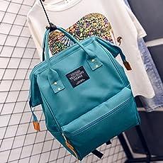 Mochila de viaje para mujer, diseño de Plan de Finanzas, con bandolera, para computadora portátil, hombro y escuela, bolso de mano