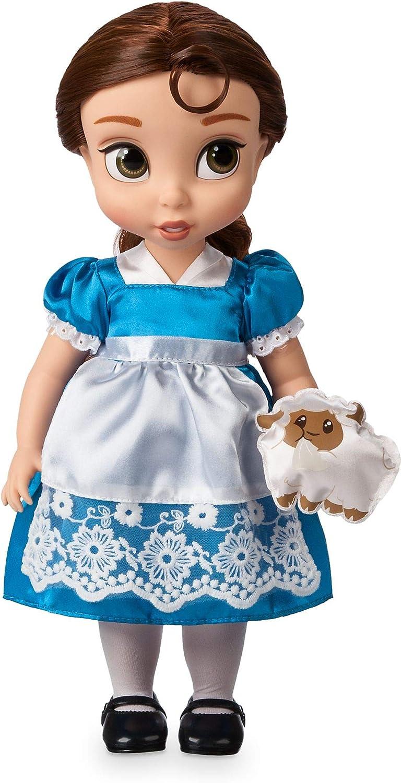 Disney Store Oficial Belle Belleza y Bestia animador Colección muñeca 39cm de Altura