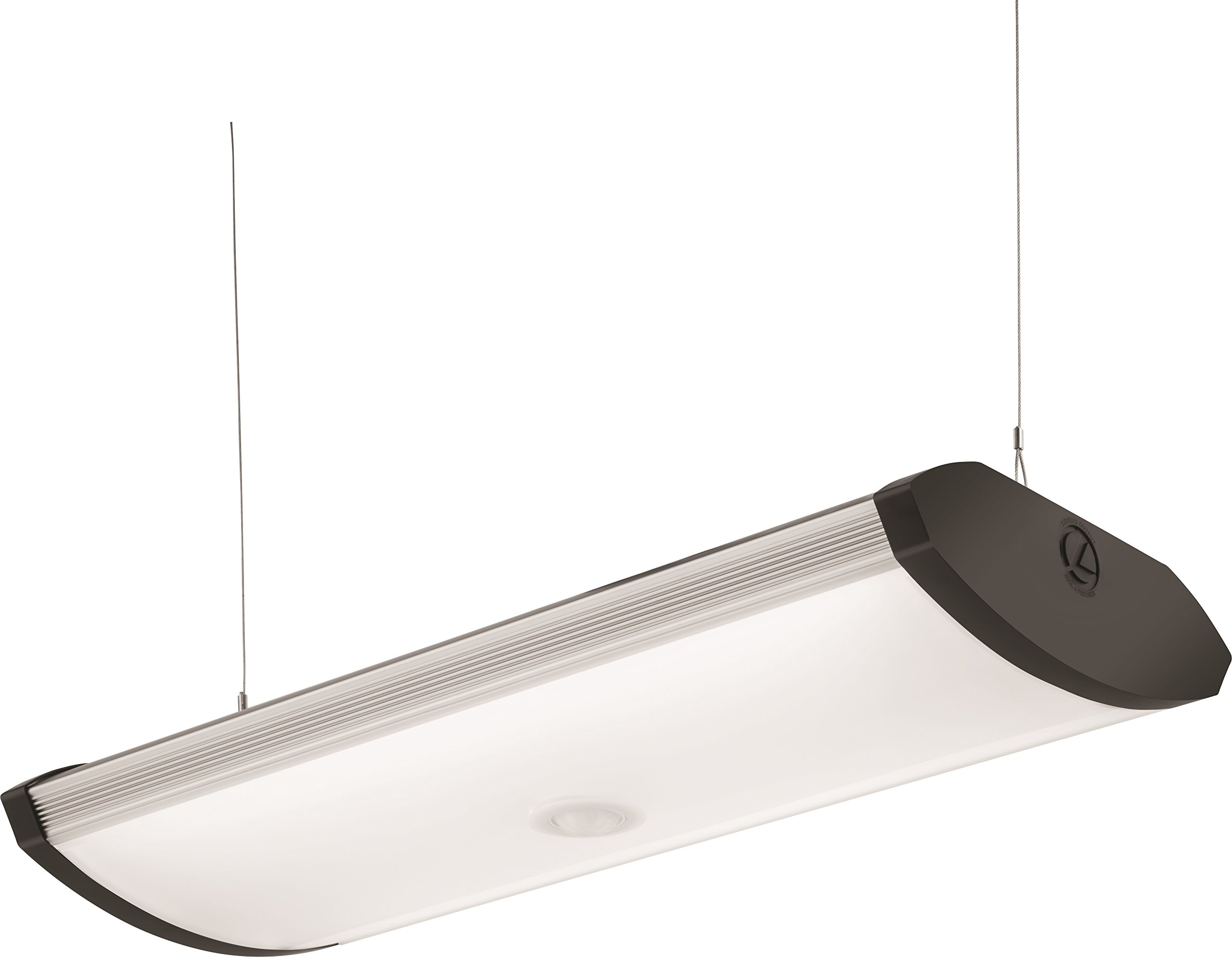 Lithonia Lighting SGLL 24 40K 80CRI PIR M4 LED Garage Light with Motion Sensor